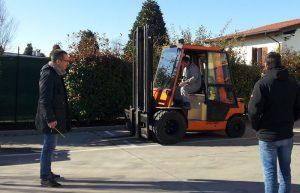 corsi per attrezzature di cantiere